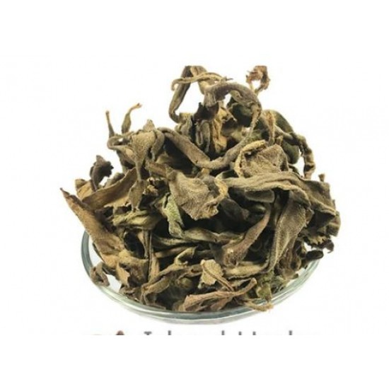 Search Mi Heart- (Rhytidophyllum tomentosum) Loose leaves -Organic- Wild Grown Jamaican Medicinal Herb