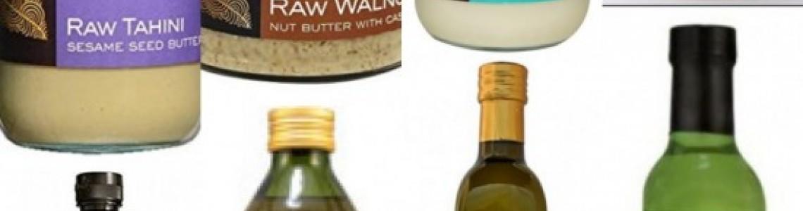 Dr. Sebi Approved Alkaline Oils & Butter