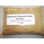 Cascara Sagrada Bark Powder (Rhamnus purshiana) 28g