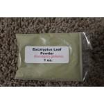 1 oz. Eucalyptus Leaf Powder (Eucalyptus globulus)
