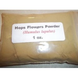 Hops Flowers Powder (Humulus lupulus) 28