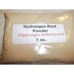 Hydrangea Root Powder (Hydrangea arborescens) 28g
