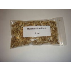 1 oz. Marshmallow Root (Althaea officinalis)