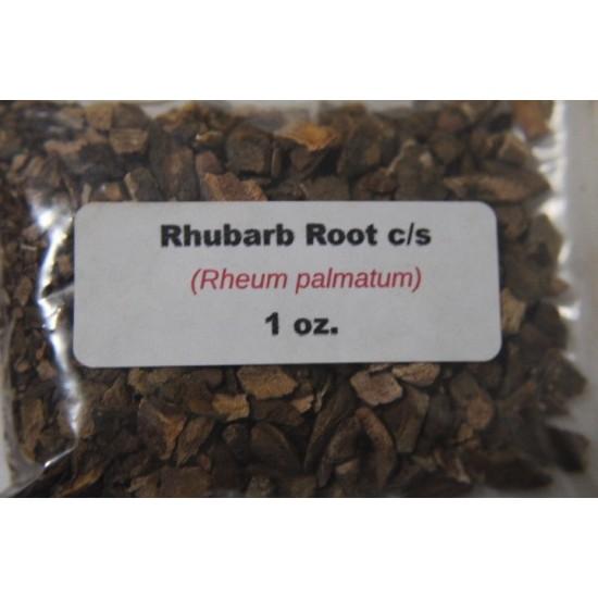 Rhubarb Root  (Rheum palmatum) 28g