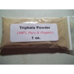 Triphala Powder (100% Pure & Organic) 28g