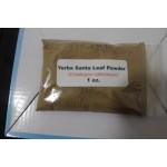 Santa Maria Leaf Powder (Eriodictyon Calfornicum) 28g