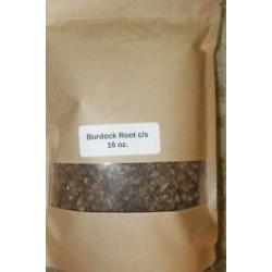 16 oz. Burdock Root c/s (Arctium lappa)