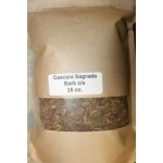16 oz. Cascara Sagrada Bark c/s (Rhamnus purshiana)