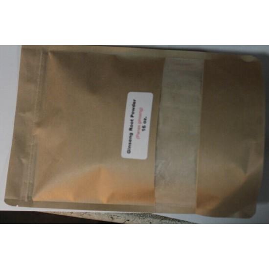 Ginseng root powder (Panax ginseng) 16 oz.