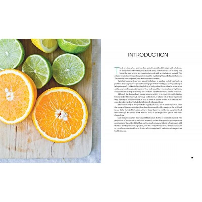 Essential Alkaline Diet Cookbook: 150 Alkaline Recipes to