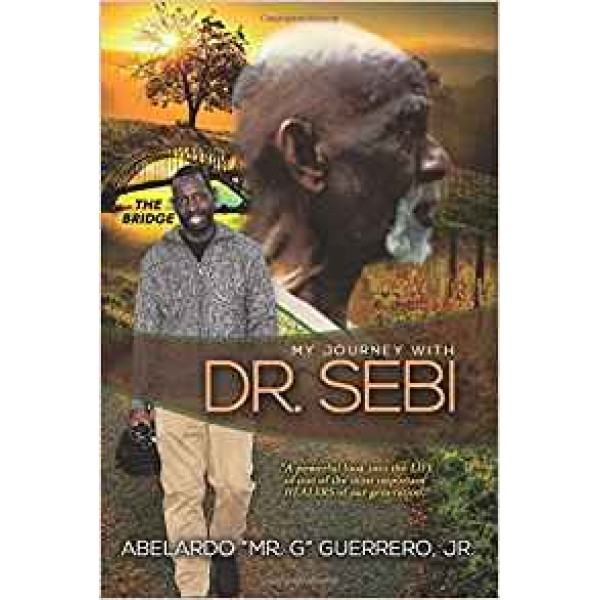 "Mr. G Dr. Sebi Right Hand Camera Man Share His Journey With Dr. Sebi"" Chronicles The Untold Story of The Great Healer"