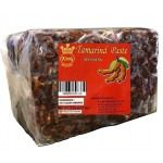 Tamarind Paste Seedless Tamarind, Guaranteed Fresh 14oz or 5lb