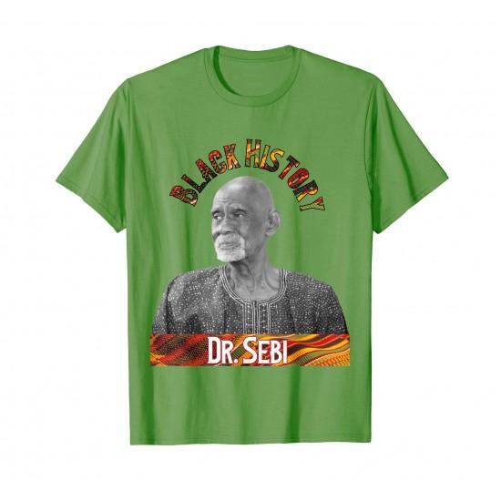 Dr. Sebi Alkaline Diet Shirt