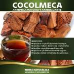 Cocolmeca Hierba 100% Organica y Natural – 8 oz / 226 gram
