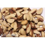 Brazil Nuts Raw Fresh Organic 1 - 5 LBS