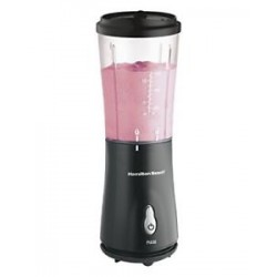 Hamilton Beach Travel  Blender with Lid, Single Serve,