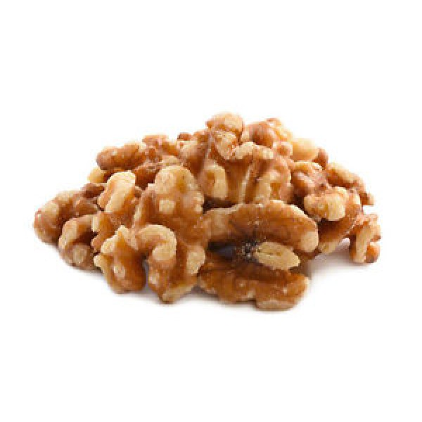 Raw Walnut halves & pieces (no shell) - 1lb, 2lb, 3lb, 5lb, or 10lb bulk walnuts