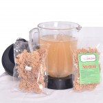 Sea Moss Irish Moss Dried (Dr. Sebi Recommended) 100% Wildcrafted- From The Caribbean Island 1 3oz Pack