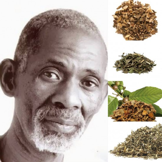15 Days Gut/Colon & Digestive Tract Cleanse  Package (Major Area For All Diseases) Dr Sebi Approved Herbs- 28g Each