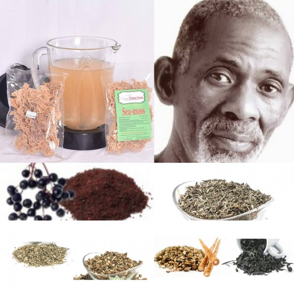 Intracellular Detox Cleanse Package- (Dr Sebi Approved Alkaline Herbs) Cleanse the Entire Body Down to a intracellular level