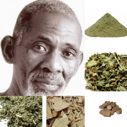 Dr. Sebi Medicinal Approved Herbs Pancreas and Endocrine Support Package - Reverse Diabetes