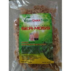 Sea Moss Dried/Raw-Turn Irish Moss (Dr. Sebi Recommended) 100% Wildcrafted- From the Caribbean 1 8oz Pack