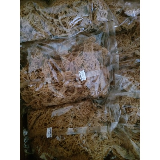 8 oz Sea Moss Dried/Irish Moss (Dr. Sebi Recommended) 100% Wildcrafted- From the Caribbean 1 8oz Pack