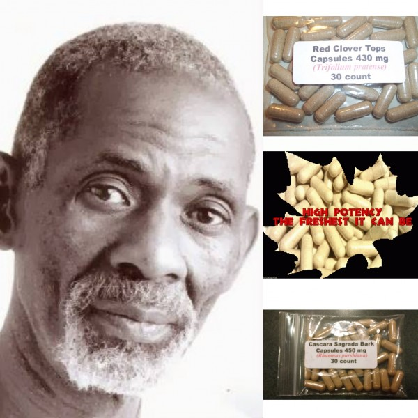 Acid, Mucus, Toxin & lymphatic System Cleanser Package (Dr. Sebi Approved Herbs) For Person Who Can't Gain Weight