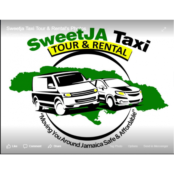 SweetJA Taxi Tour & Rental- Moving You Around Jamaica Safe & Reliable! Come Ride With Us NUH!
