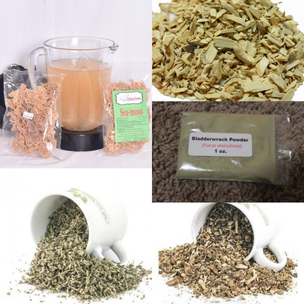 Uterine ( Hormonal imbalance) Support  (Anti-fibroid & Thyroid Problems ) Package In Herbs