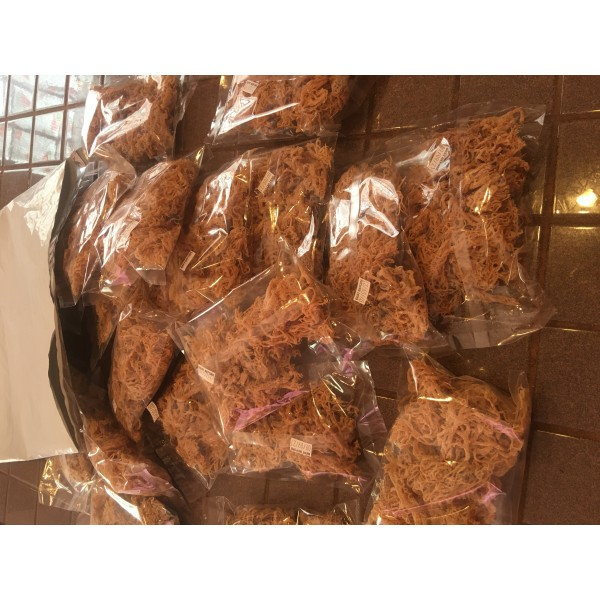 Sea Moss Dried Wholesale (Dr. Sebi Recommended) 100% Wildcrafted- From The Pacific Ocean 20 3oz Pack