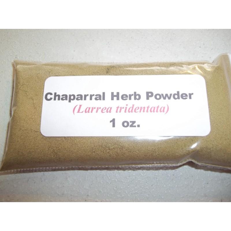 Chaparral Powder (Larrea tridentata) 25g