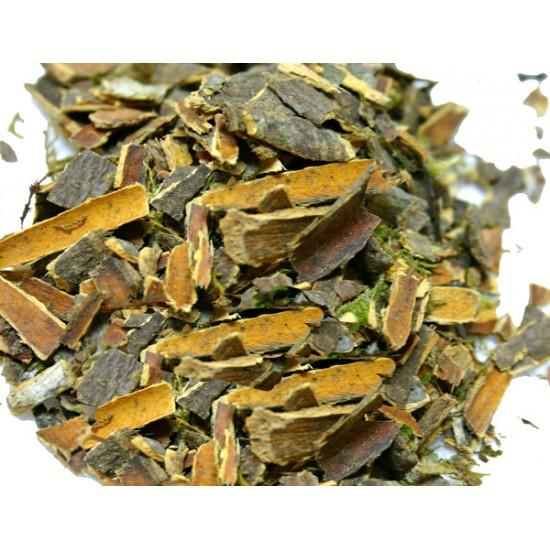 CASCARA  SAGRADA  BARK Also called Rhamnus purshiana 450/28g