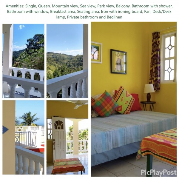 Down Payment for Irie Breeze Room Alkaline Plant-Based Healing & Vacation Retreat