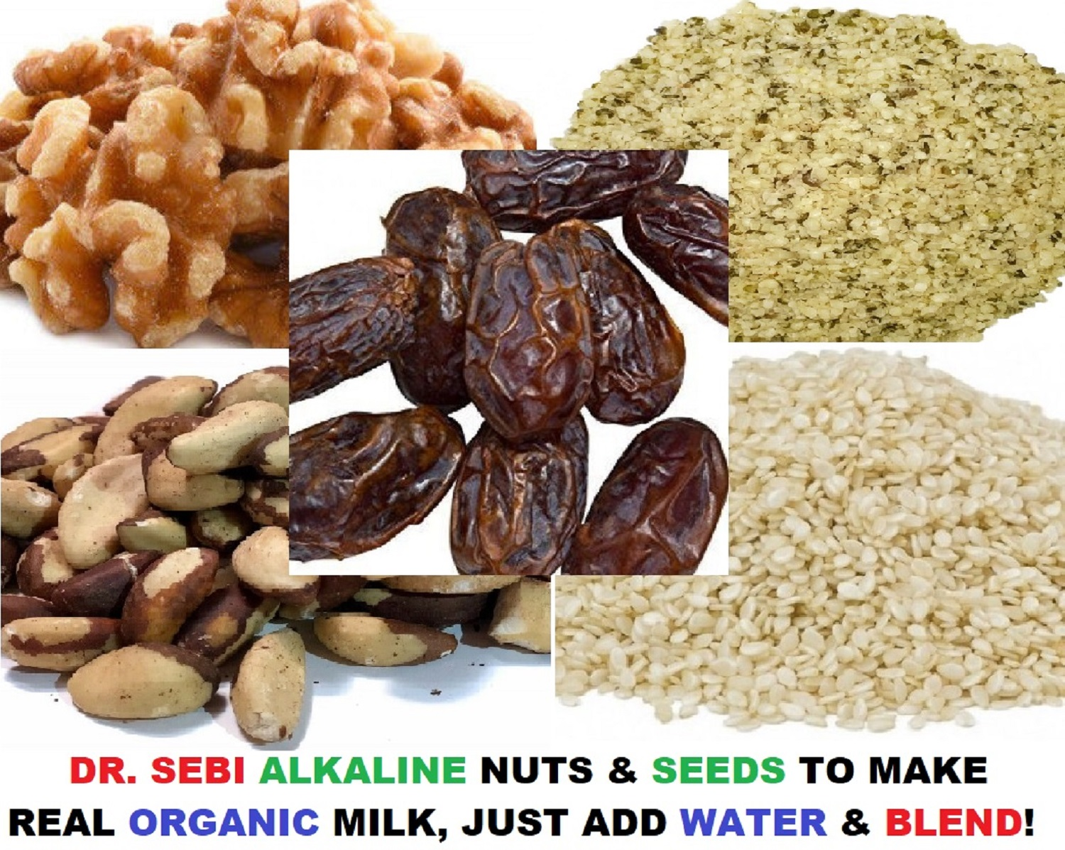 30 Day's Fast (Package Dr  Sebi Approved Herbs) 15 day's